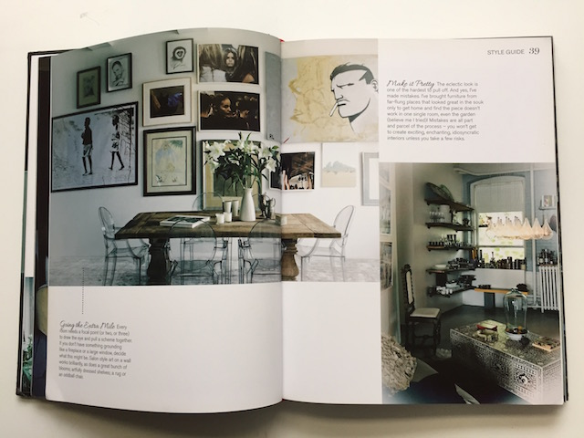 Decorating With Style   Abigail Ahern   Book Review by C-More interiorblog 06