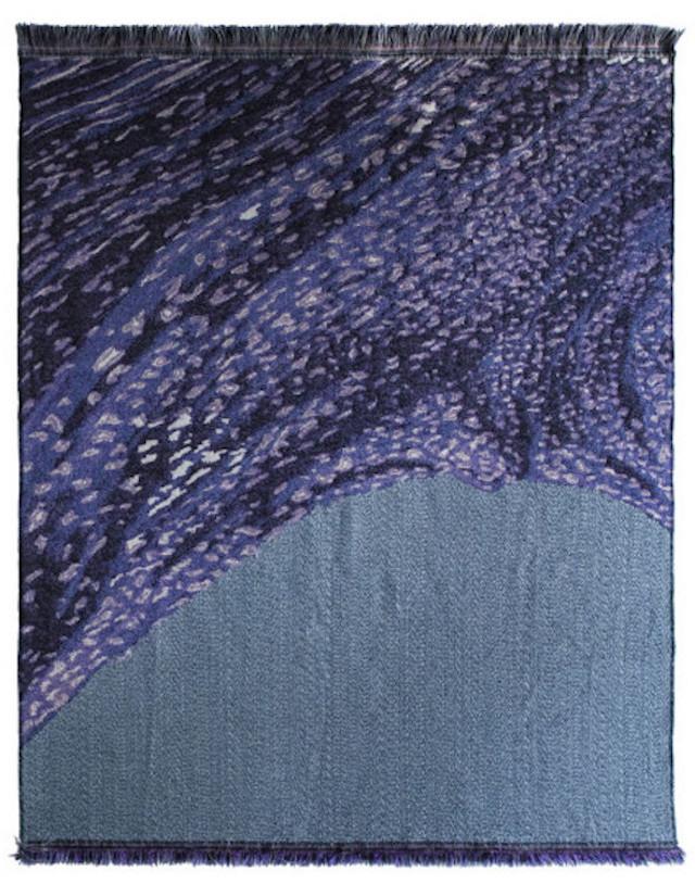 Skinn blanket N°1 by Roos Soetekouw