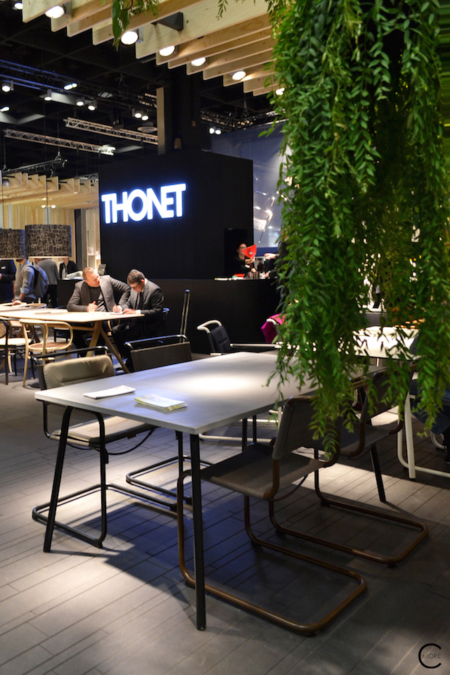 Thonet IMM Cologne 2016| all season outdoor collection | picture by C-More