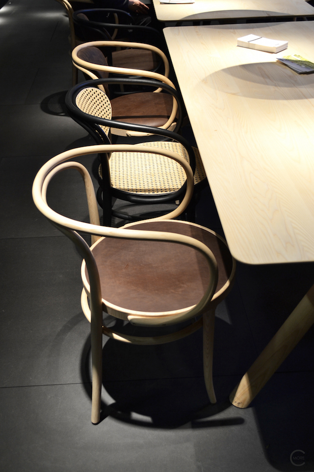 Thonet IMM Cologne 2016| Classic 209 | picture by C-More