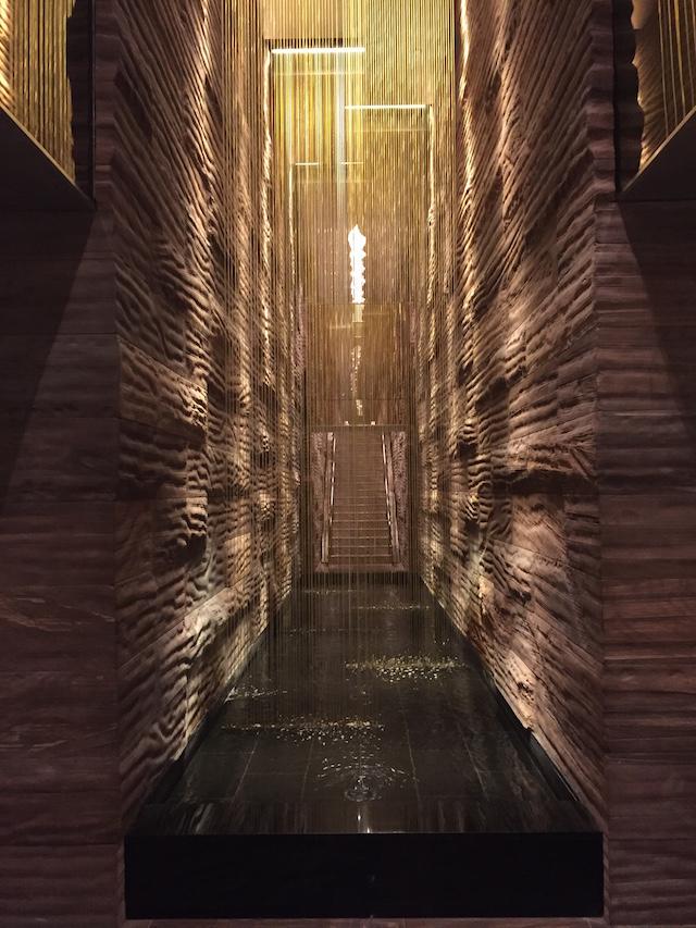 Cosmopolitan hotel Las Vegas Spa Hammam Sahra BlogtourKBIS 2016 By C-More