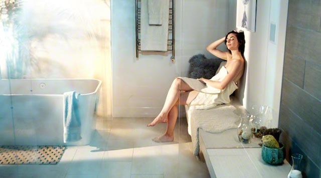 Steam Shower in home | Mr Steam | BlogtourKbis