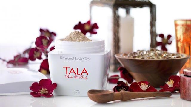 TALA Moroccan Hammam Bath and Body products | Mr Steam | BlogtourKbis