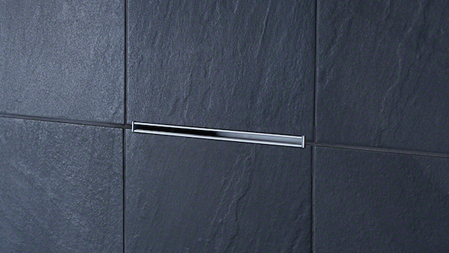 Steam Shower in your own home |Minimal Linear steamhead| MR Steam | BlogtourKbis
