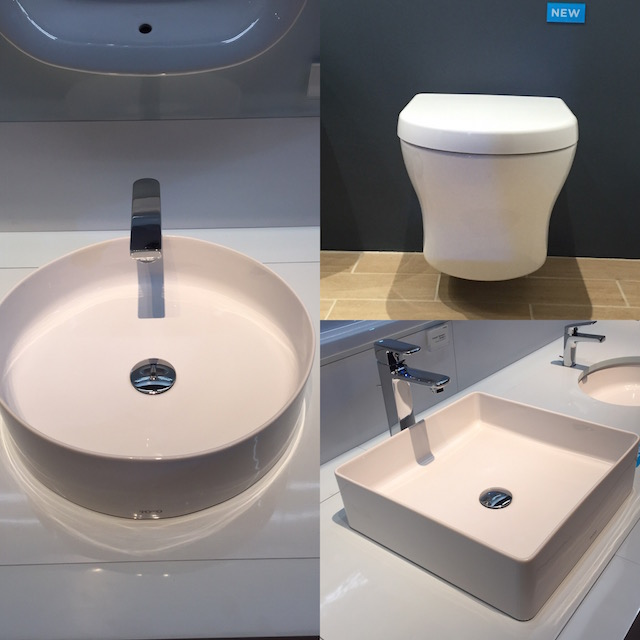 TOTO USA | Toilet + bathroom trends inspiration | BlogtourKBIS 2016 | Modenus | Picture by C-More