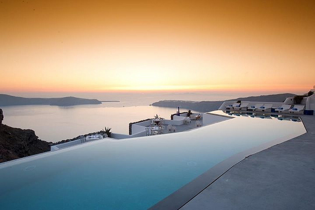 Greece | Luxury Hotel | Grace Santorini | Santorini Greece | Picture by Escapio.com