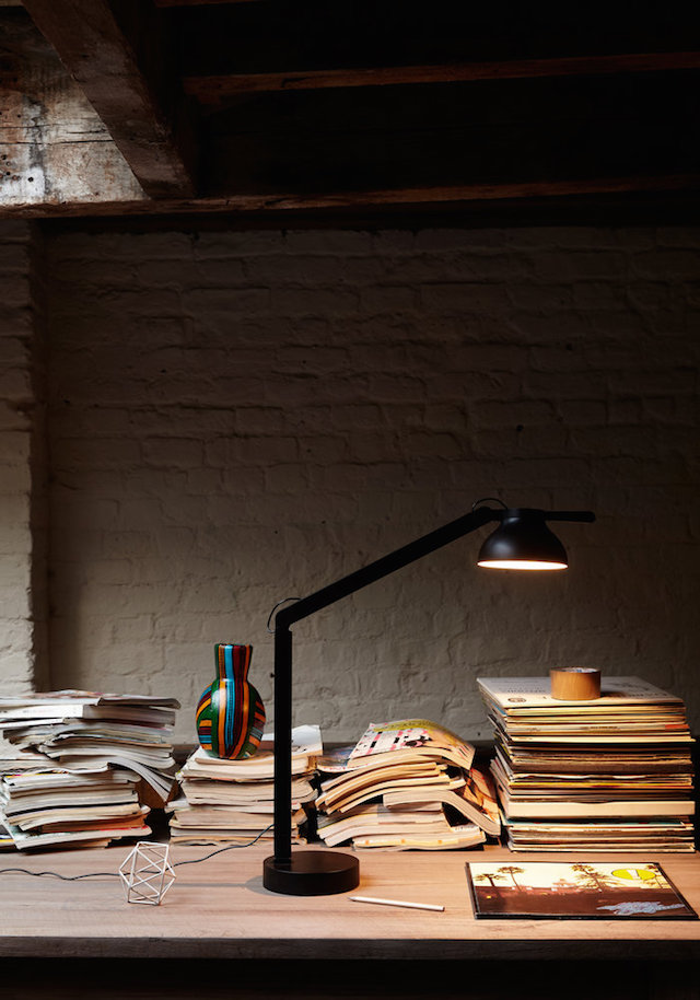 wrong.london | Hay | Flinders | new Lighting fixtures designs | PC Task Light