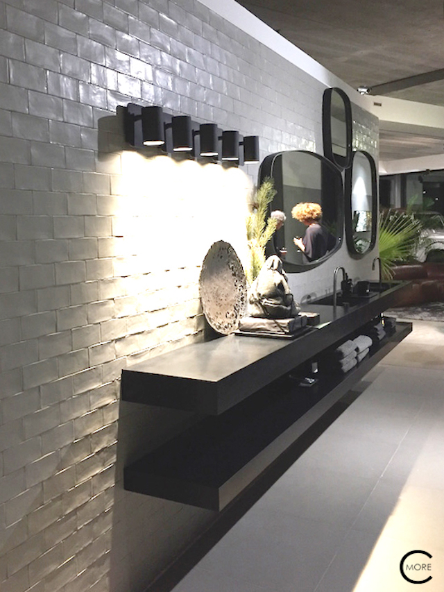 Bathroom at Piet Boon Studio