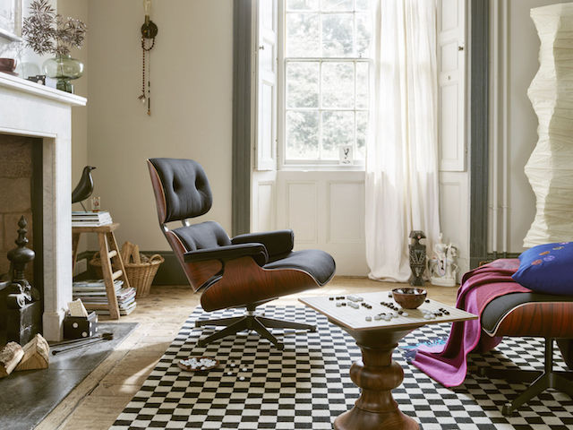 Get lucky with Vitra | Win a Lounge Chair or a Grand Repos | #IwantaLoungeChair