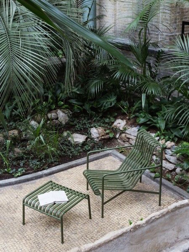 Hay Palissade outdoor furniture