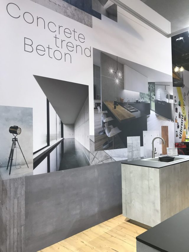 Blanco | Living Kitchen | Jan 2019 | Trend spotted by C-More interior design blog