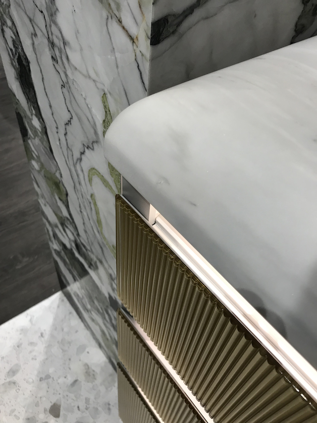 KBIS | Kohler, Ann Sacks and Kallista | Eclectic Luxury | C-More interior design