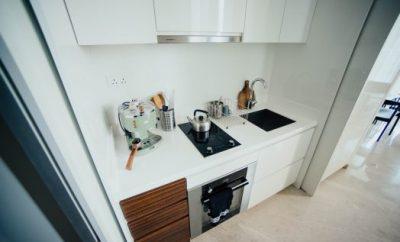 kleine keuken ideeën