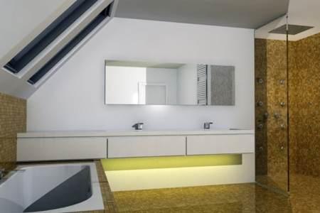 Huis inrichten 2019 » voorbeelden badkamers met inloopdouche | Huis ...