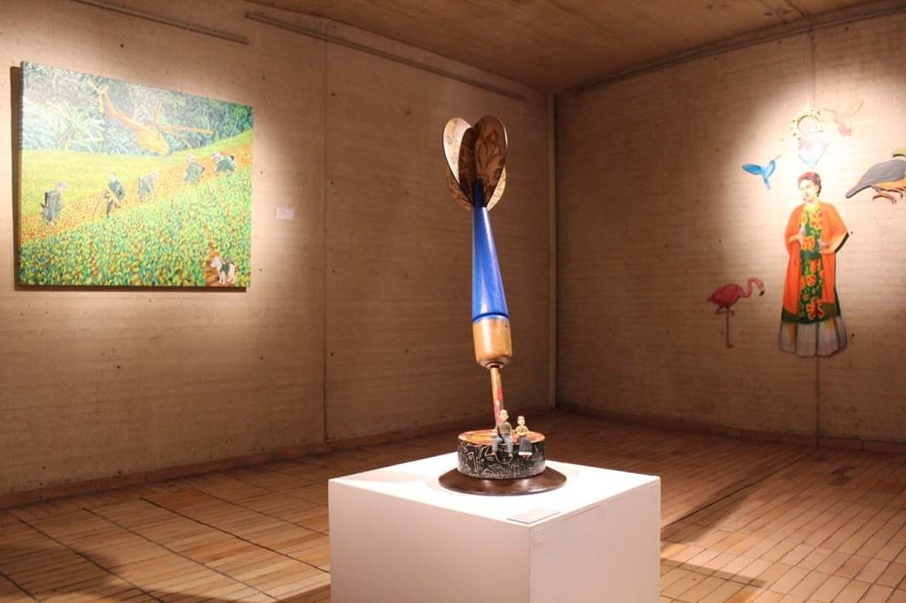 exposición 'Mex Call'