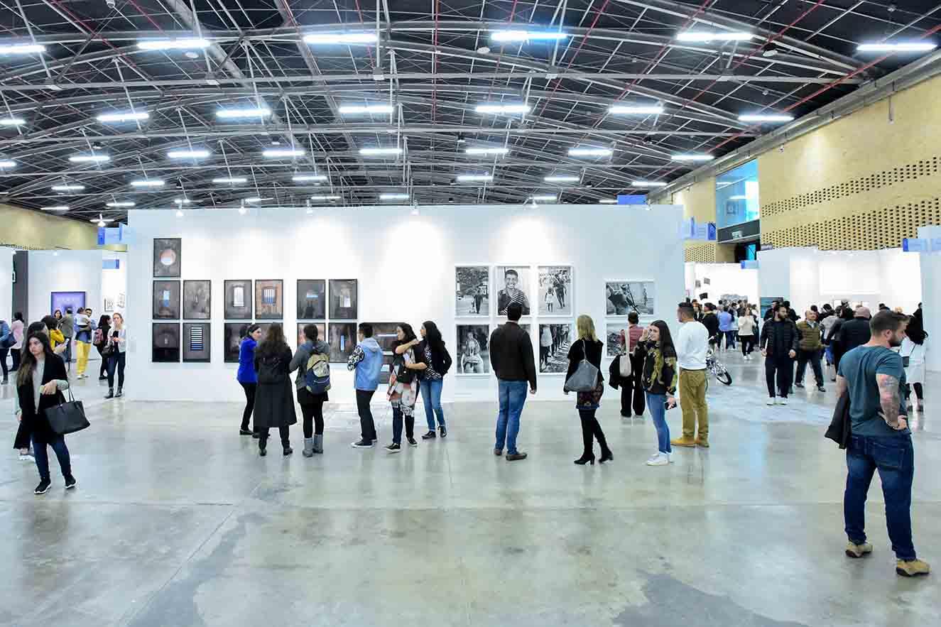 ARTBO   Feria Internacional de Arte de Bogotá 2017. Fotografía: cortesía CCB.