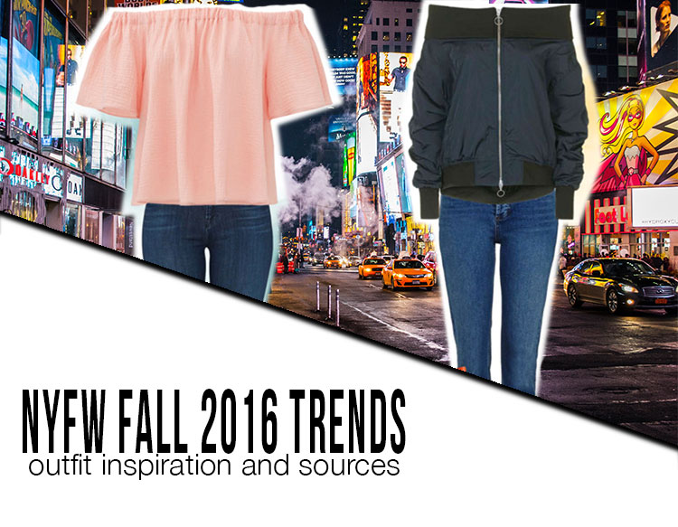 nyfw fall 2016 trends outfit inspiration and sources