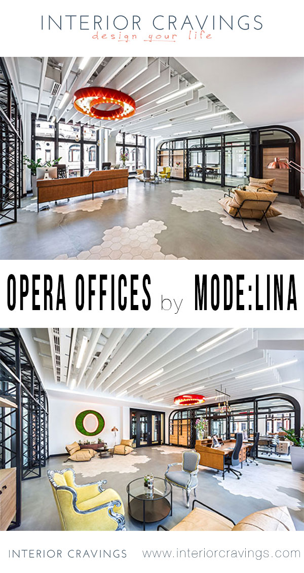 opera offices by modelina reception roundup