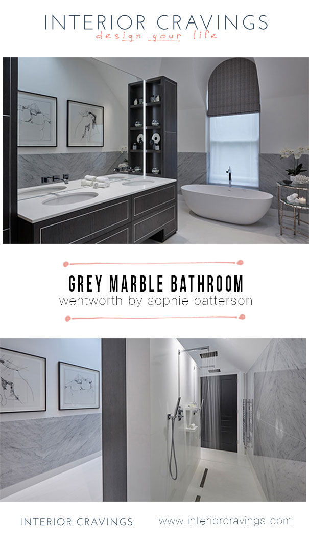 interior cravings wentworh grey bathroom by sohpie patterson interior design