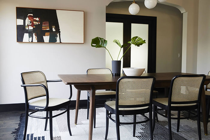 interior cravings primrose house by sheep and stone black elements in decor dining room