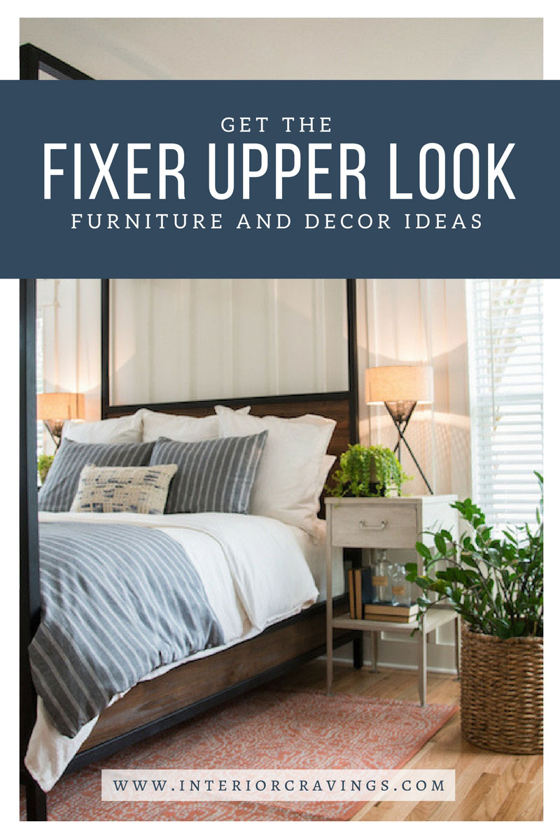 INTERIOR CRAVINGS GET THE FIXER UPPER LOOK FURNITURE AND DECOR IDEAS 1