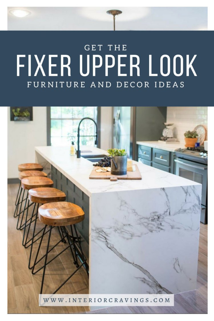 INTERIOR CRAVINGS GET THE FIXER UPPER LOOK FURNITURE AND DECOR IDEAS 2