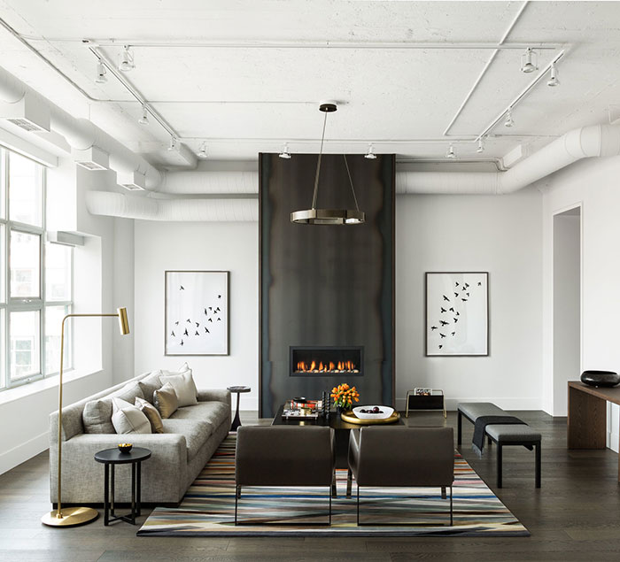 Living Room Design Tool: HOW TO CREATE A MODERN INDUSTRIAL LOOK THAT IS TIMELESS