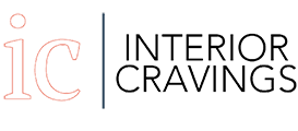 INTERIOR CRAVINGS header logo main IC coral red