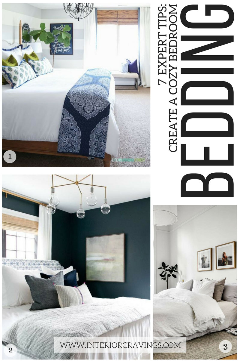 7 expert tips to help you create a cozy master bedroom - tip 4 find the perfect bedding