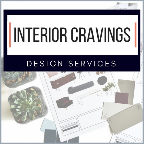 Interior Cravings online interior design services and home decor