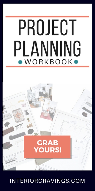 interior cravings project planning workbook sidebar