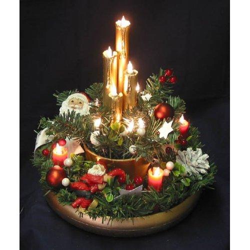 Lovely Christmas Centerpieces Interior Designing Ideas
