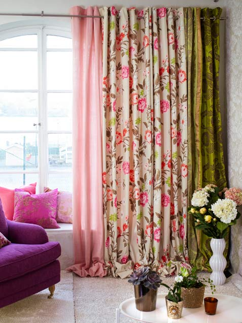 Tips When Layering Curtains Interior Designing Ideas