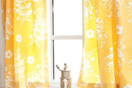 Things to consider before selecting kitchen curtain Contd     DIY Home Decor Cafe Curtains mdn
