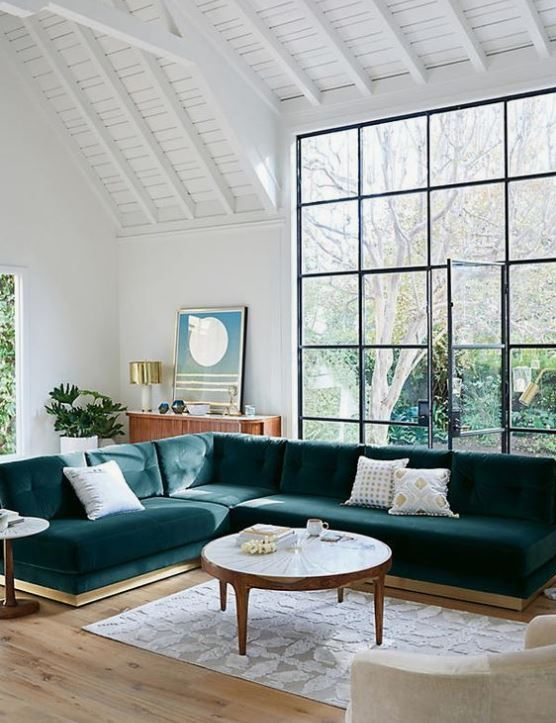 How To Describe My Design Style Transitional Mid Century Modern