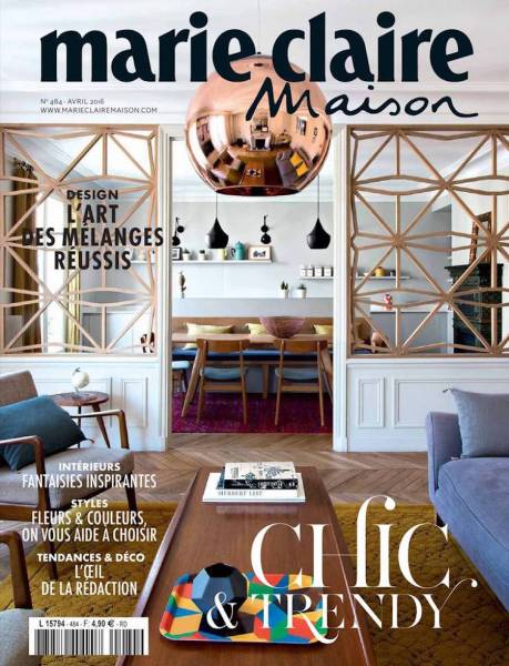 Top 100 Interior Design Magazines You Must Have  FULL LIST  Marie Claire Maison top 100 interior design magazines Top 100 Interior Design  Magazines You Must Have