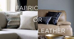 fabric-or-leather-sofa