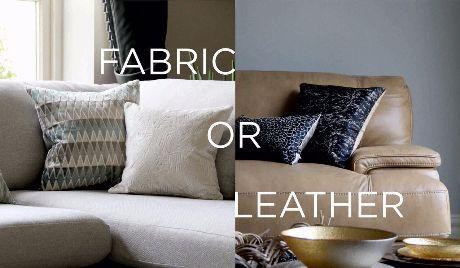 fabric-or-leather-sofa