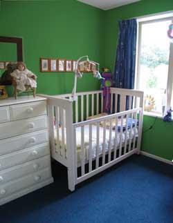 Nursery Wall Colors Baby Bedroom Ideas Baby Nurseries