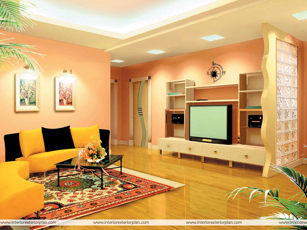 Interior Exterior Plan Magnificent Living Room With