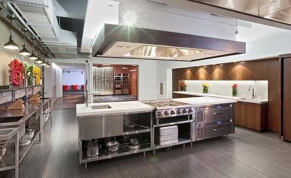 Creating Chef Worthy State Of The Art Kitchen