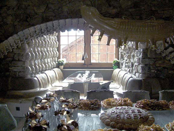 Amazing HR Giger Museum