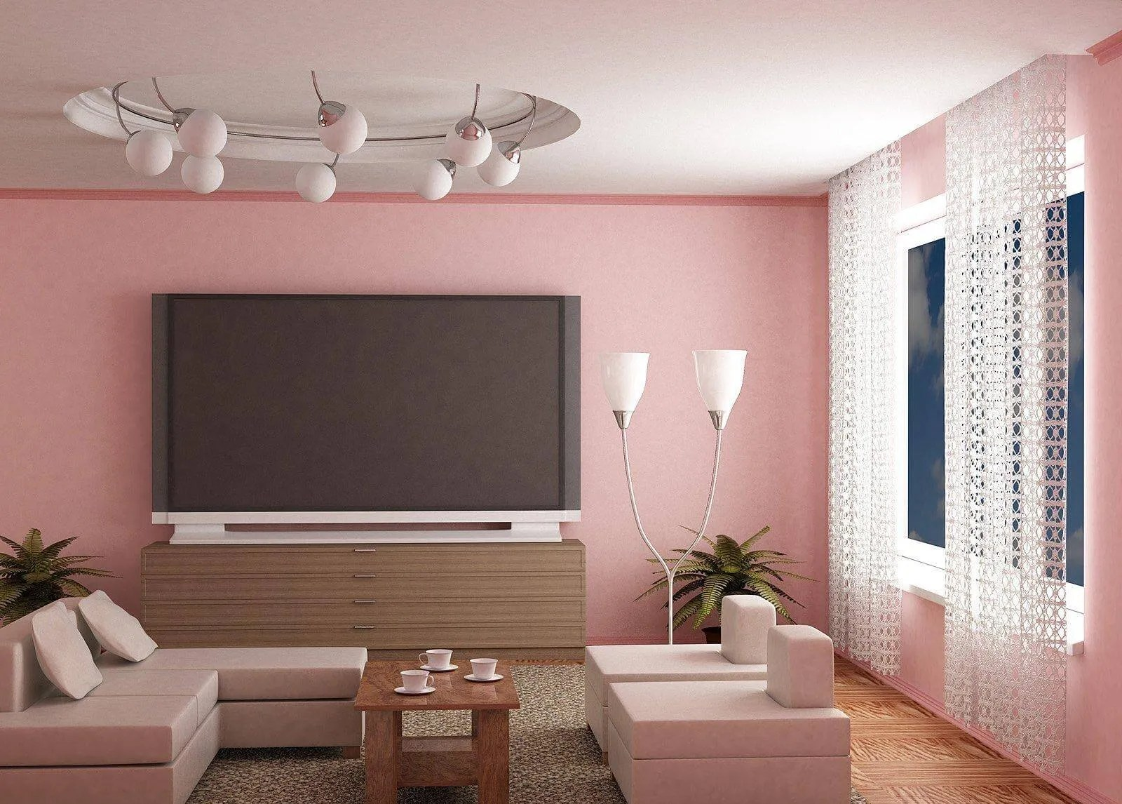 15 paint color design ideas that will liven-up your living room
