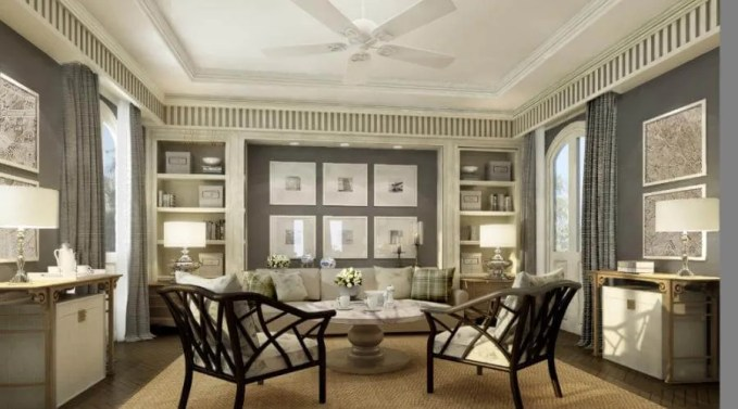 The Great House Suites - Living Room