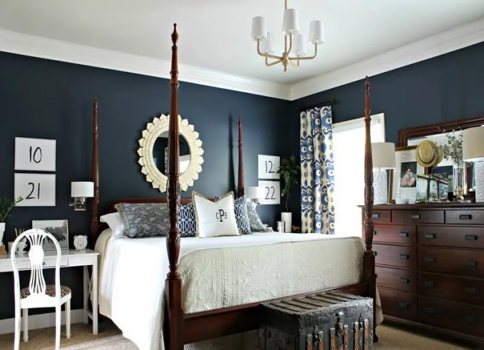 dark-blue-bedroom-design-decor-wall-color-paint-ideas