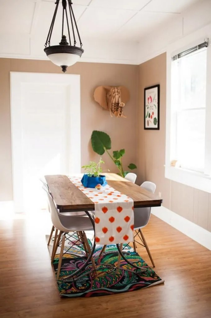 Amazing Eclectic Dining Room