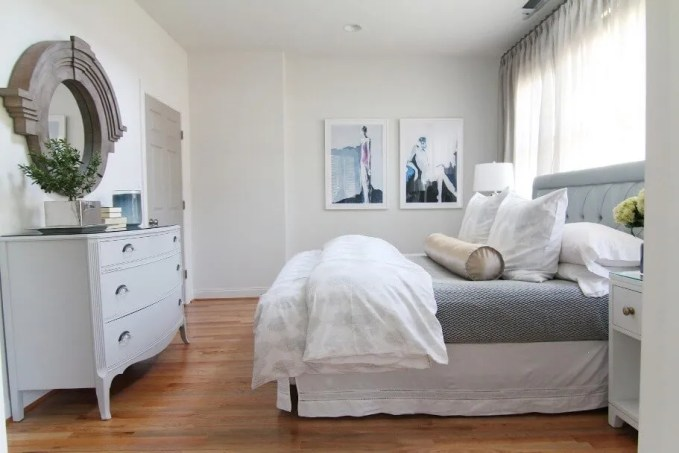 Bright Airy Bedroom