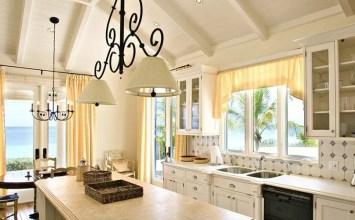 10 Fascinating Airy Kitchen Interior Design Ideas
