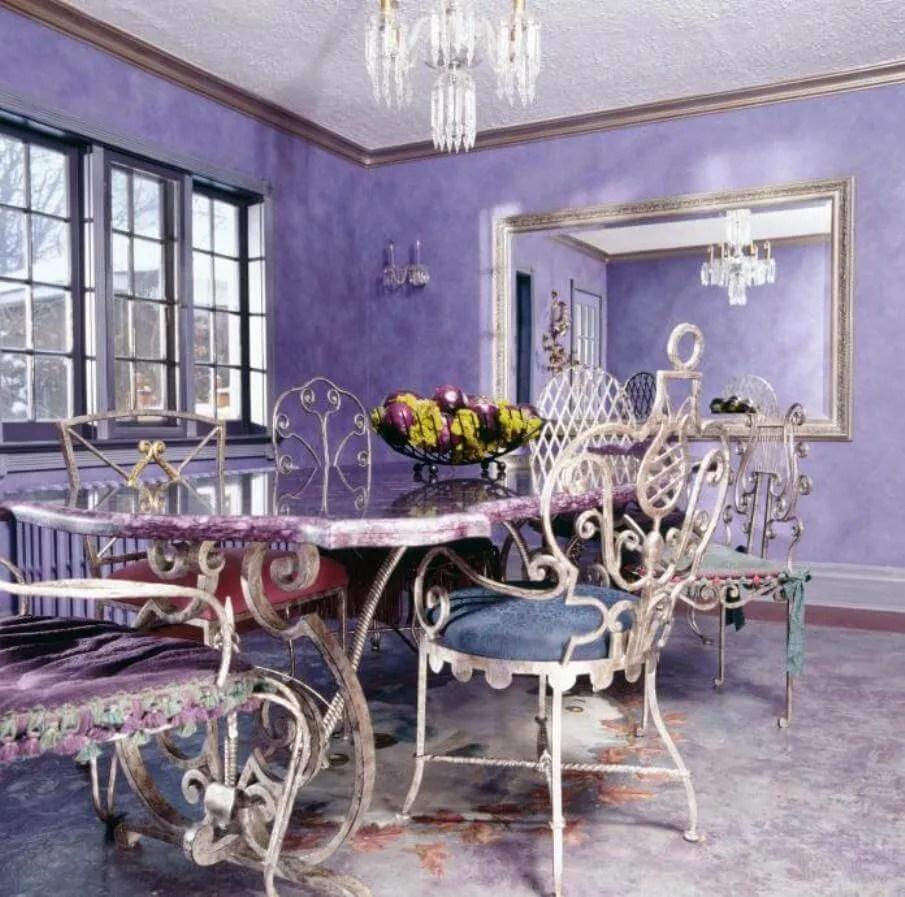 10 super eclectic dining room interior design ideas - https