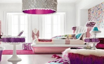 10 Lovely Teen Girl Bedroom Interior Design Ideas